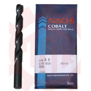Mũi khoan trụ Inox L6520-039 Nachi