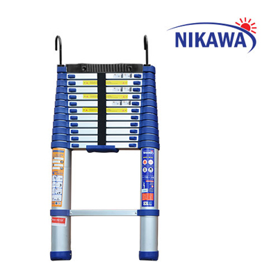 Thang nhôm rút Nikawa NK-38RH