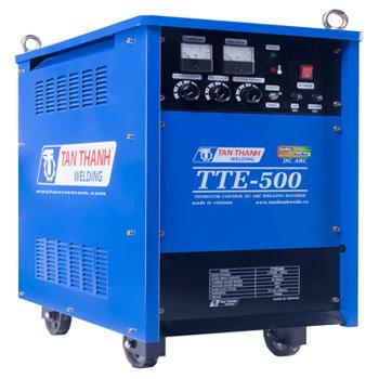 Máy hàn hồ quang Tân Thành DC-TTE500