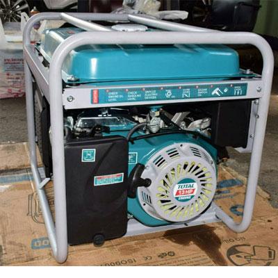 Máy phát điện động cơ xăng Total TP155001  5.5KVA
