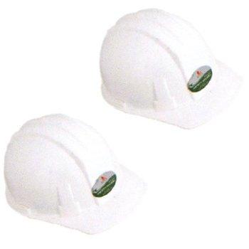 Mũ bảo hộ lao động màu trắng Wynns W2845B