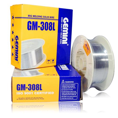 Cuộn dây hàn mig Inox 0.9mm Kim Tín GM-308L