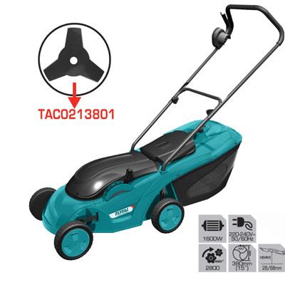 Máy cắt cỏ đẩy dùng điện TOTAL TGT616151 15