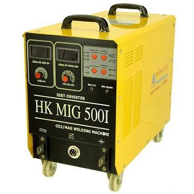 Máy hàn hồ quang chìm Inverter HK 500I-IGBT