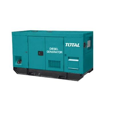 Máy phát điện động cơ dầu Total TP2100K3 12.5KVA