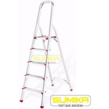 Thang nhôm ghế 5 bậc Sumika SKH 105