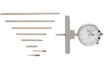 Thước đo sâu đồng hồ MW172-01