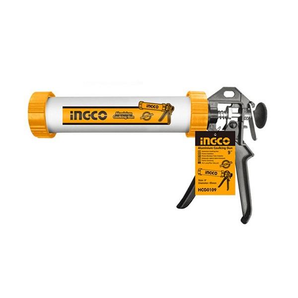 12inch Súng bơm silicon ống nhôm Ingco HCG0112