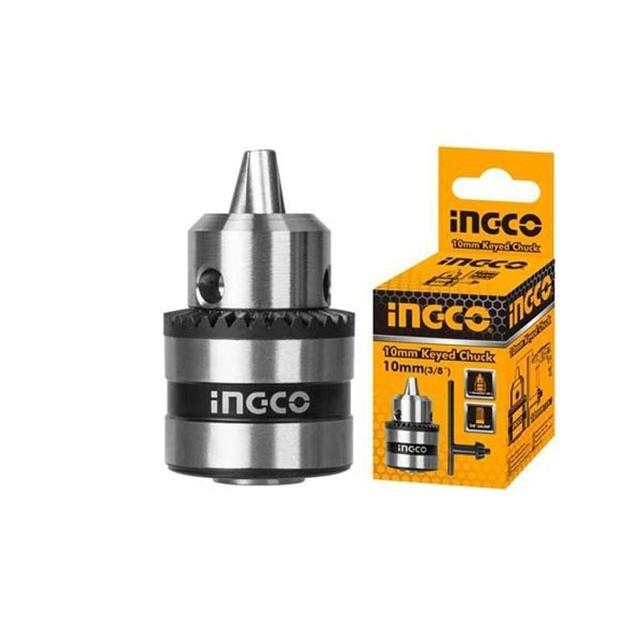 Đầu khoan không răng 10mm Ingco KC1002W