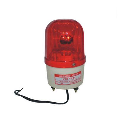 Đèn chớp báo động có còi LTE-1101J (220V/ 10W)