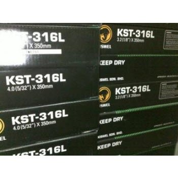 Que hàn inox KST-316L ( AWS A5.4 E316L-16)